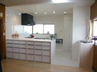 写真:No81邸-築24年リビングとキッチンをリフォーム