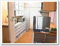 写真:No.53邸-キッチンスペースを無駄なく使いたい