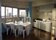 写真:No.66邸-マンション最上階の展望抜群な部屋を南国トロピカルに大変身