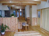 写真:NO.34邸 家を建てて初めてキッチンとリビングをリフォーム