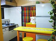 写真:No.37邸-3.5畳の狭小キッチンを予算5万円のプチリフォーム!(ガスコンロ台は除く)