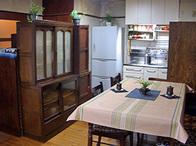 写真:No.69邸-大型家具がひしめく家 山積みの荷物をスッキリ! ひなたぼっこのできる家に
