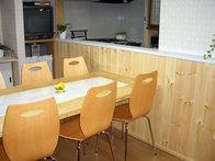 写真:NO.41邸-かわいらしく♡明るいキッチン にしてほしい!